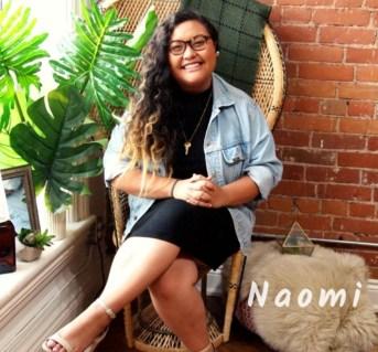 HUE Photo Series: Fall 2019_Naomi